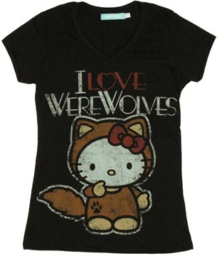 hello kitty love. Hello Kitty Love Werewolves