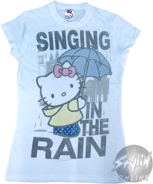 Hello Kitty Singing Baby Tee