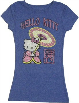 Hello Kitty Umbrella Baby Tee