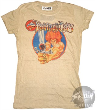 Lionsword on Thundercats Lion O Sword Baby Tee