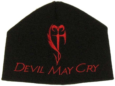 Devil May Cry Logo Beanie
