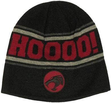 Thundercats Catchphrase on Thundercats Reversible Beanie