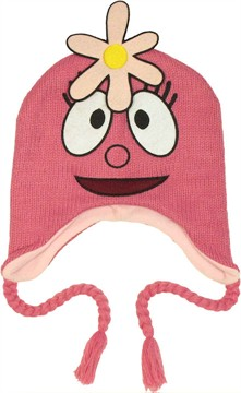 beanie-yo-gabba-gabba-foofa-knit-lapland by BEANIE YO GABBA GABBA FOOFA KNIT LAPLAND