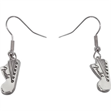 Fender Headstock Earrings