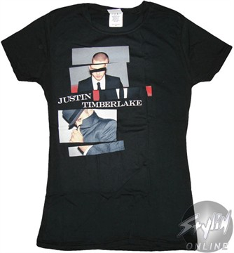 Justin Timberlake Baby on Justin Timberlake Incognito Baby Tee