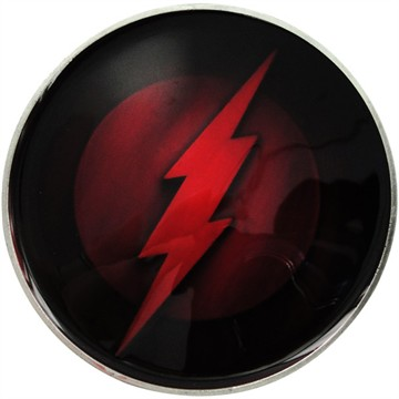 Flash Logo Belt Buckle