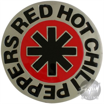 gold star chili logo. Red Hot Chili Peppers Logo
