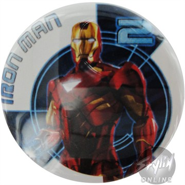 Iron Man 2 Suit Button