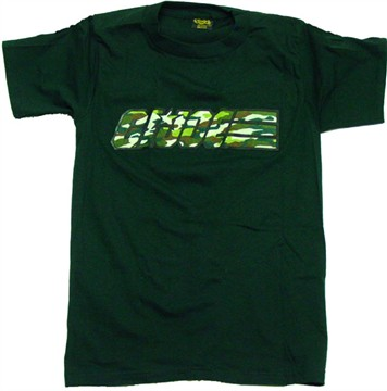 GI Joe Army Green Logo T-Shirt