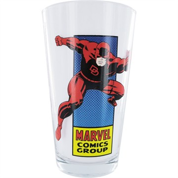 Daredevil Silver Age Glass
