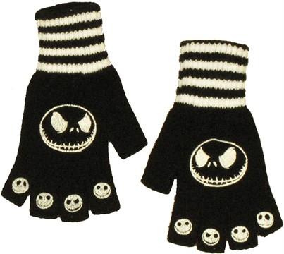 Nightmare Before Christmas Jack Gloves