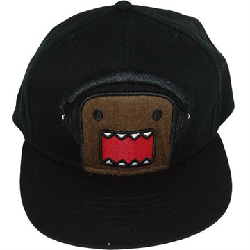 Domo Kun Headphones Hat