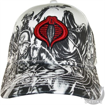 GI Joe Cobra Hat