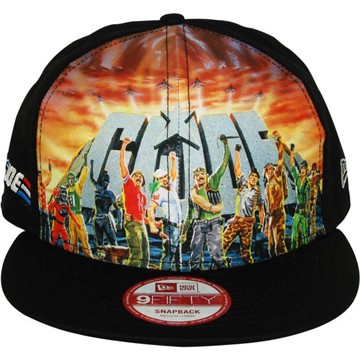 GI Joe Team Hat