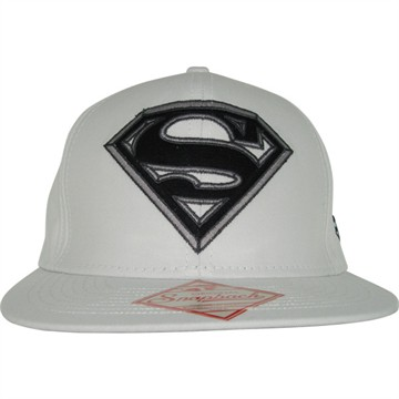 Superman Steel Hat