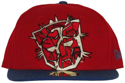 Transformers Autobot Logo Hat