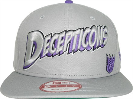 Decepticon Name Hat