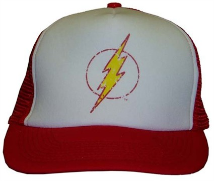 Flash Trucker Hat