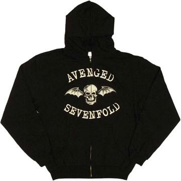 avenged sevenfold logo. Avenged Sevenfold Logo Hoodie