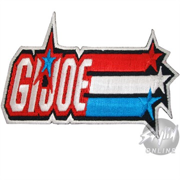GI Joe Name Patch