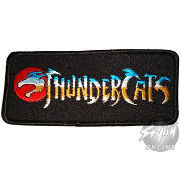 Thundercat Merchandise on Thundercats Logo Patch