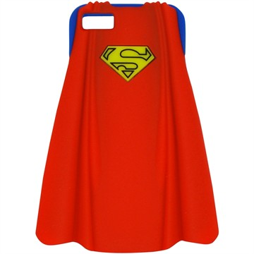 Superman Cape iPhone 5 Phone Case