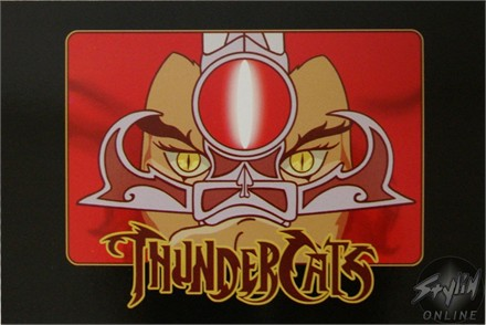 Thundercats Character Names on Thunder Cats Name Postcard