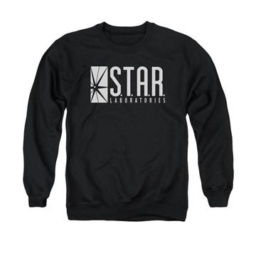 DC Comics Flash TV STAR Labs Crewneck Sweatshirt