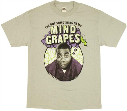 30 Rock Grapes T Shirt