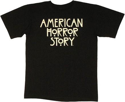 American Horror Story Logo Name T-Shirt