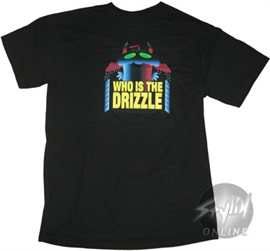 Aqua Teen Hunger Force Drizzle T-Shirt