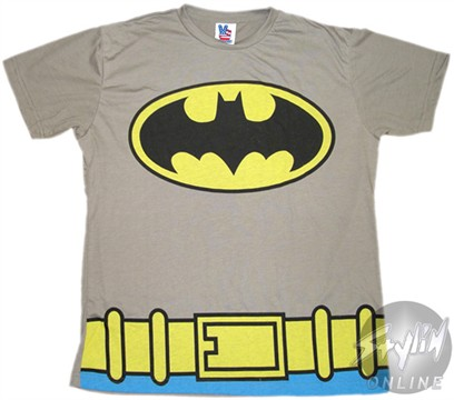 Batman Tee Shirts guide