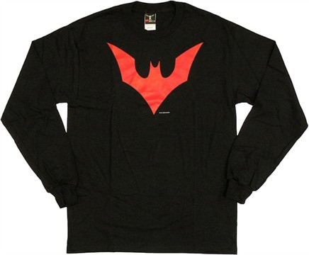 Batman Beyond Long Sleeve T Shirt
