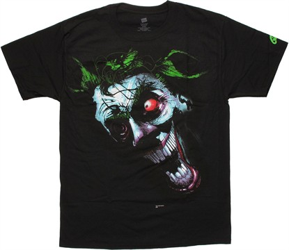 Joker Crazy T-Shirt