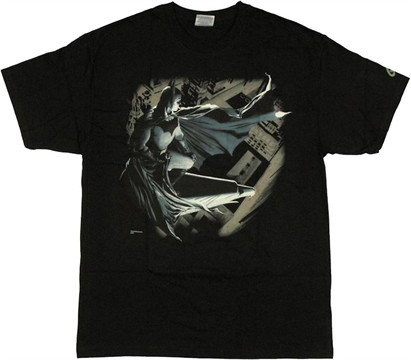 Batman War On Crime T Shirt
