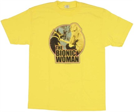 Bionic Woman Jaime T Shirt