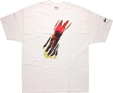 steel panther shirt. Black Panther Slash T-Shirt