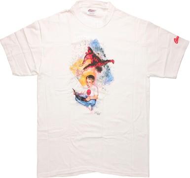 t-shirt-impulsive-kid-comic by TS DAREDEVIL KID COMIC-4-XL