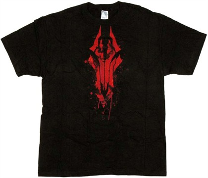 t shirt darksiders horse icon 5 Video Game Shirts That Could Help You Lose Your Virginity