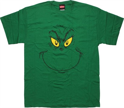 Dr Seuss Grinch T-Shirt