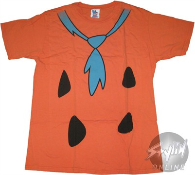 Flintstones Junk Food T-Shirt