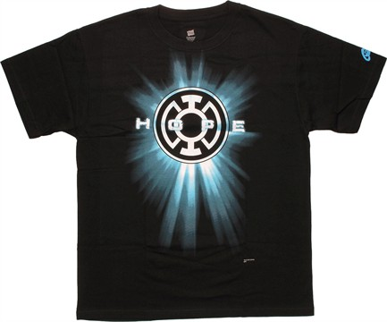 Blue Lantern Hope T-Shirt