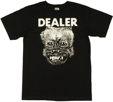 hangover 2 monkey. Hangover 2 Dealer T Shirt
