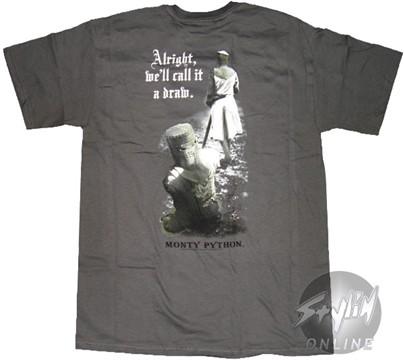 Monty Python Draw T-Shirt