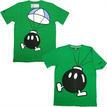 Nintendo Para-bomb Torrel T Shirt