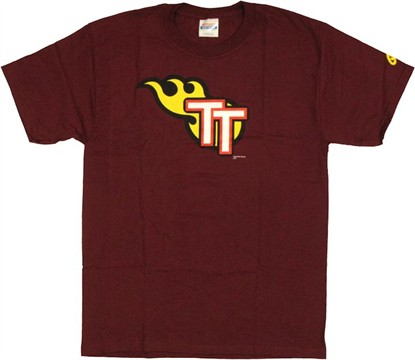 Teen Titans Logo T Shirt