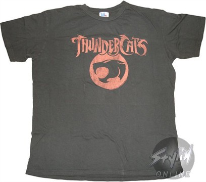 Thundercat Merchandise on Thundercats Logo T Shirt Sheer