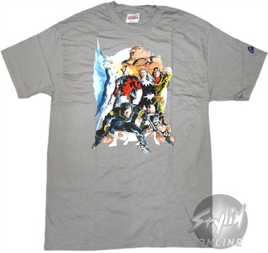X Men Alpha Flight T-Shirt