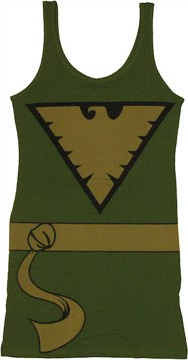 X Men Phoenix Costume Tank Top Dress