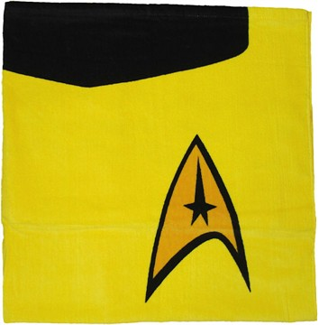Star Trek Kirk Towel